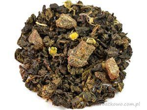 Herbata Oolong aromat. Skrzydła Motyla