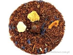 Herbata Rooibos Migdały Daktyle Figi