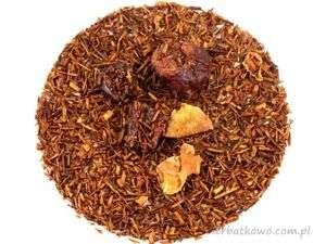 Herbata Rooibos Żurawina