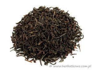 Herbata czarna Rwanda Rukeri OP1 Organic