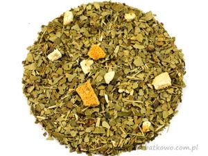 Yerba Mate Earl Grey Orange