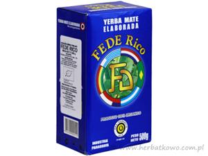 Yerba Mate Fede Rico Organic 0,5 kg