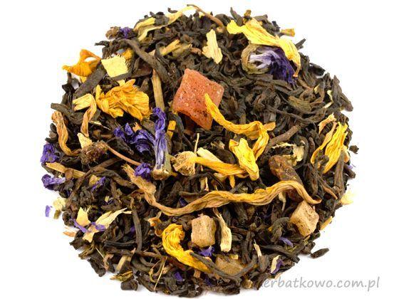 Herbata Pu Erh Varadero