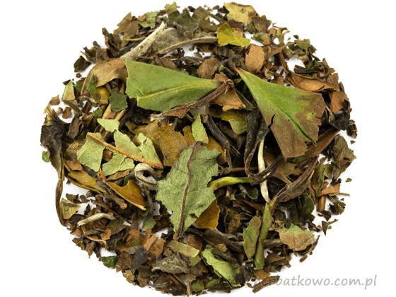 Herbata biała Pai Mu Tan