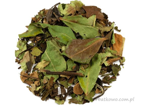 Herbata biała Shou Mei