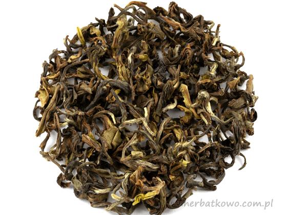 Herbata czarna Nepal Guranse Makalu Mist Hand Rolled Organic
