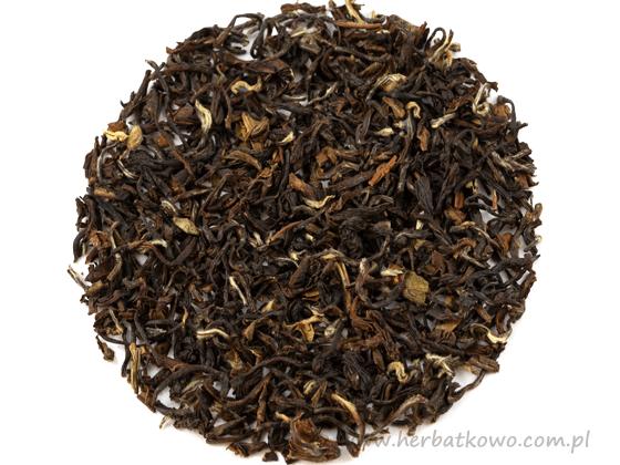 Herbata czarna Sikkim Temi SFTGFOP1