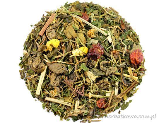 Herbatka ziołowa Oczyszczająca Organizm