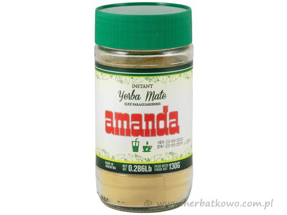 Yerba Mate Amanda Instant 130 gram