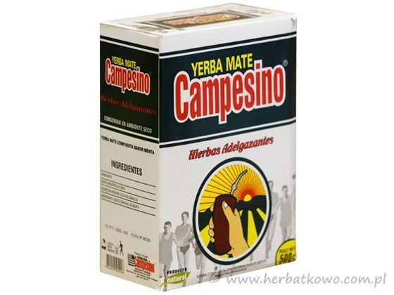 Yerba Mate Campesino Adelgazante 0,5 kg