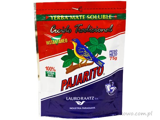 Yerba Mate Pajarito instant 75 g