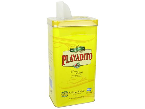 Yerba Mate Playadito 0,5 kg w puszce