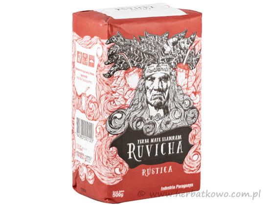 Yerba Mate Ruvicha Rustica 0,5 kg