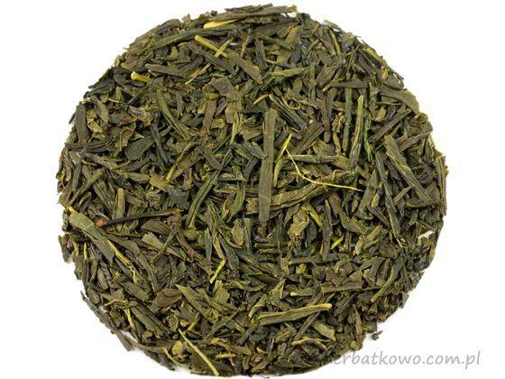 Zielona herbata Japan Bancha Arashiyama