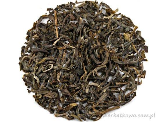 Zielona herbata Vietnam Green OP Mao Feng Organic
