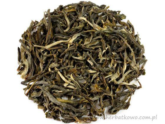 Zielona herbata Yunnan Green